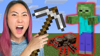 I Went on Creative Mode in Minecraft...(LOST IN SPACE)