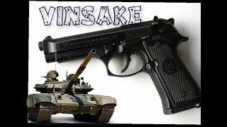 Recensione pistola softair Pietro Beretta a molla