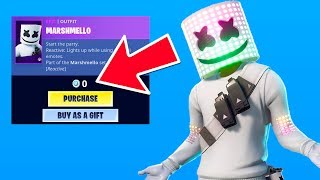 HOW TO GET FREE MARSHMELLO ITEMS IN FORTNITE! *NEW*