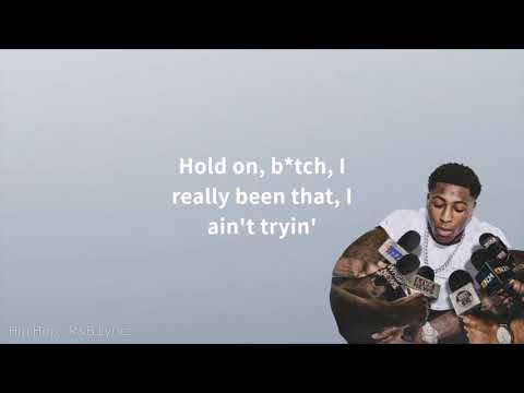 YoungBoy Never Broke Again – Gang Shit (Lyrics)