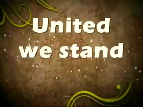 United We Stand by Maria Aragon  (Lyrics)