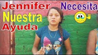 3 JENNIFER HOY MAS QUE NUNCA NECESITA DE NUESTRA AYUDA, ME QUEDE SIN CASA -AYUDA A JENNIFER-P-3 thumbnail