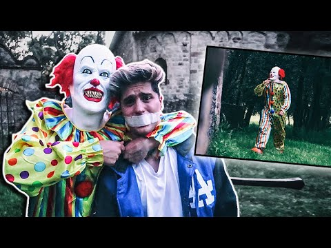 KILLER CLOWN CAUGHT MY BROTHER *PRANK*