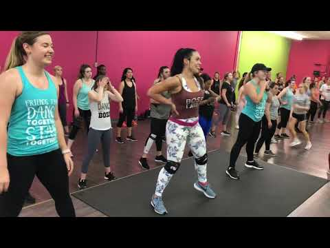 """""""Sally Walker"""" By Iggy - Dance2Fit With Jessica Bass James"""