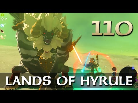 [110] Lands of Hyrule (Let's Play The Legend of Zelda: Breath of the Wild [Nintendo Switch] w/ GaLm)