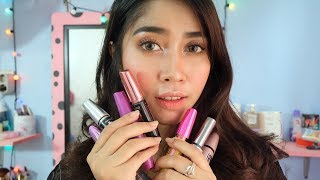 Mascara Review With Tips & Trick Bulu Mata Badai | Putri Okthaviani