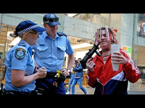 I dressed up as Lil Pump for Halloween! - Поисковик музыки mp3real.ru