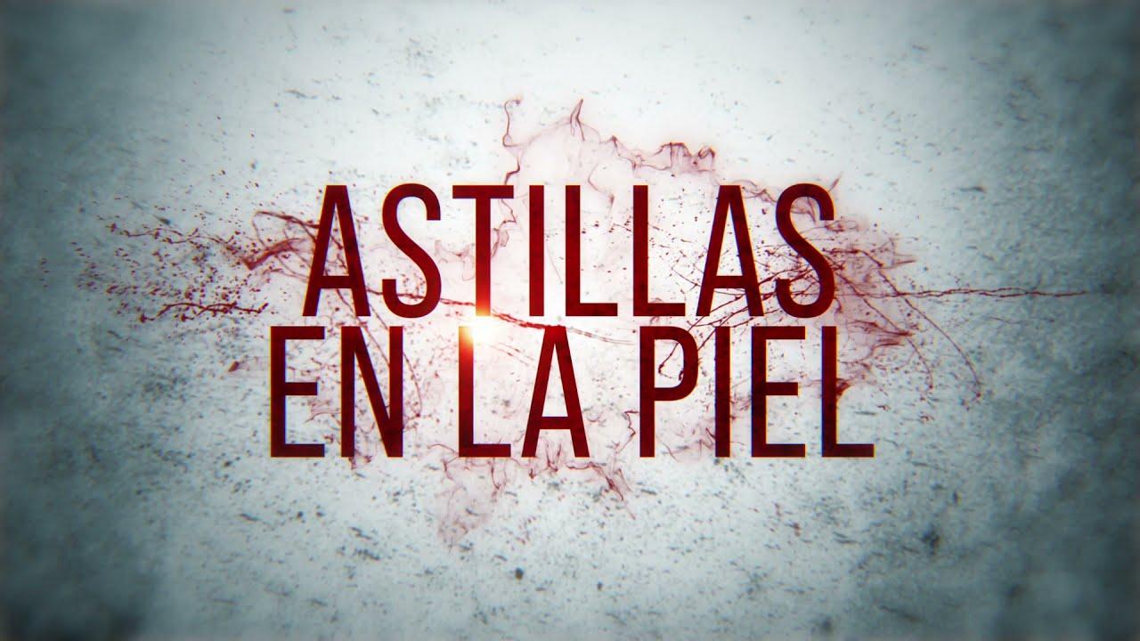 Booktrailer | Astillas en la piel, de César Pérez Gellida - YouTube