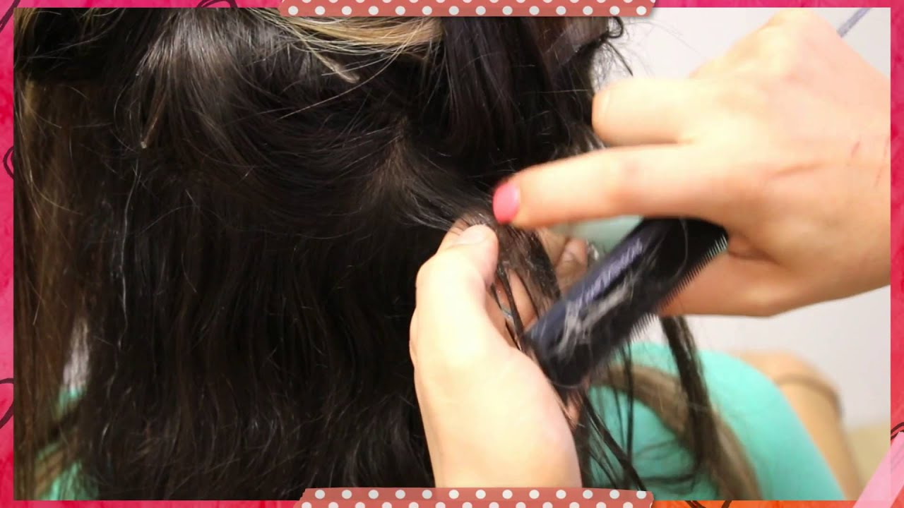 How to remove tape hair extensions great instructions video how to remove tape hair extensions great instructions video pmusecretfo Gallery