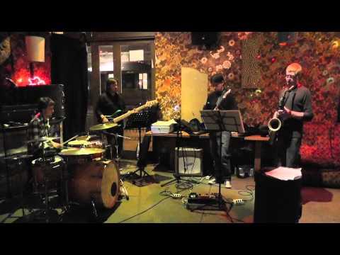 Chris Bieniek guitar solo @ Cape Live with Original Jazz Rock Fusion Group EQ