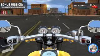 Moto Rider GO: Highway Traffic (125 X - 585) - Best  highway traffic Racing game ||