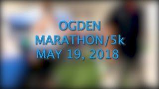 The Ogden Marathon and 5k Run!