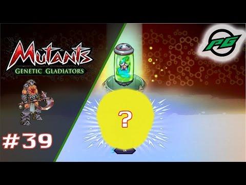 Mutants: Genetic Gladiators E39 - First Bred Platinum Mutant