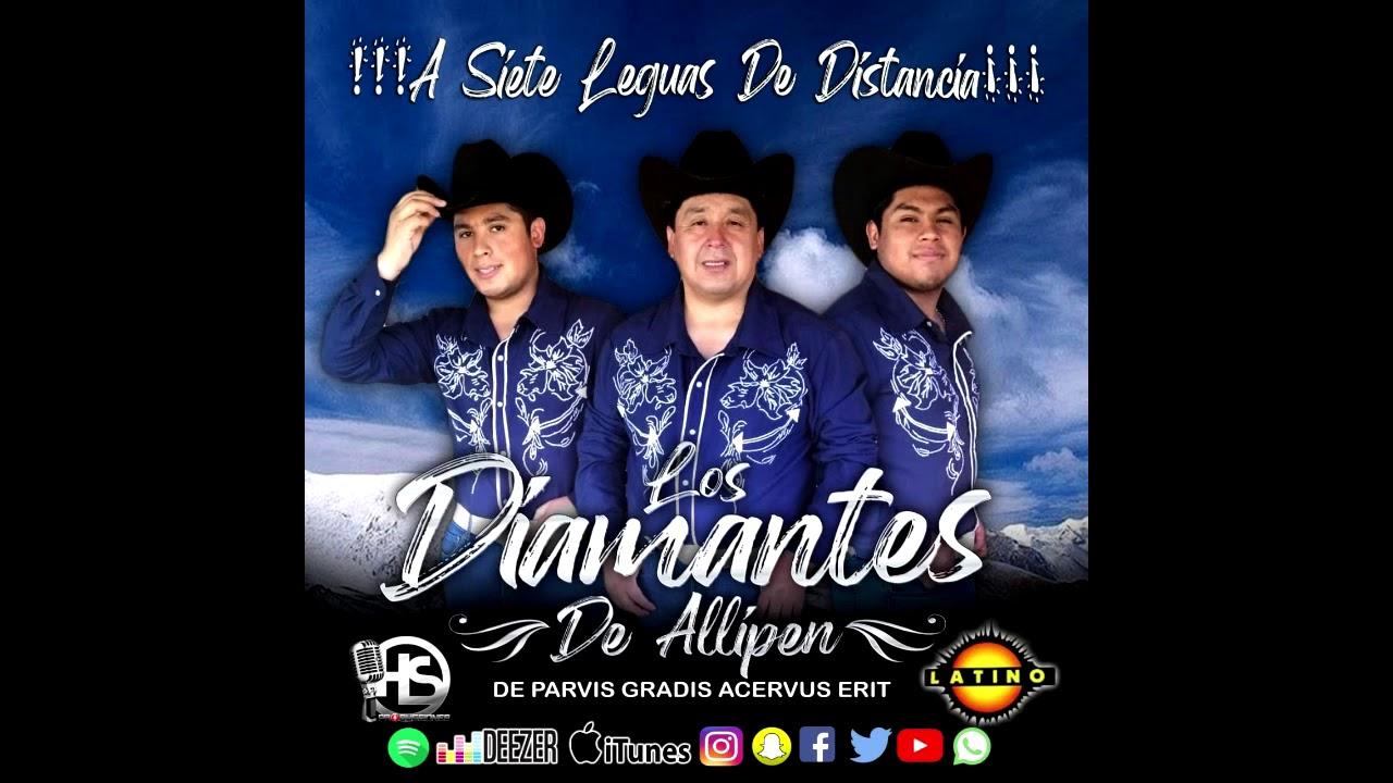 Los Diamantes De Allipem - SONARON CUATRO BALAZOS
