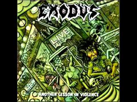 EXODUS - Another Lesson in Violence Live (1997)
