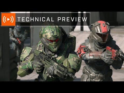 Halo Infinite | Multiplayer Technical Preview Overview