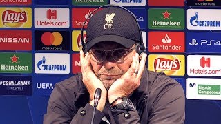 Download lagu Barcelona 3 0 Liverpool Jurgen Klopp Post Match Press Conference Chions League Semi Final MP3