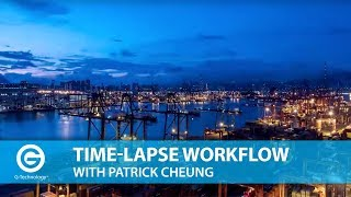 Patrick Cheung | Simplifying time-lapse workflow with G-Technology