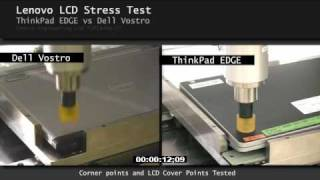 Lenovo ThinkPad LCD Stress Test