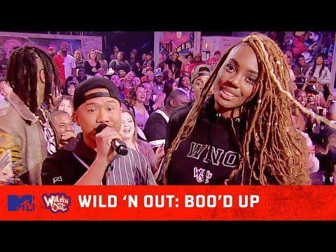 Wild 鈥楴 Out Cast Put Their Boo鈥檚 On the Line 馃槀 | Wild 'N Out | #BoodUp
