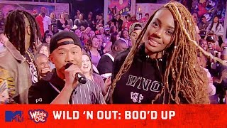 Wild 'N Out Cast Put Their Boo's On the Line 😂 | Wild 'N Out | #BoodUp