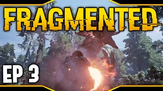Fragmented ➤ Building A Base! [Let's Play Fragmented Gameplay][Ep 3]