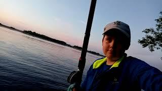 Энгельс рыбалка на набережной май 2021г