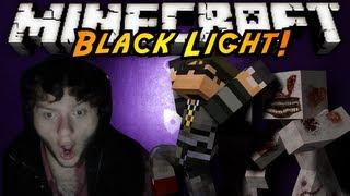 Minecraft Horror Game : BLACK LIGHT!