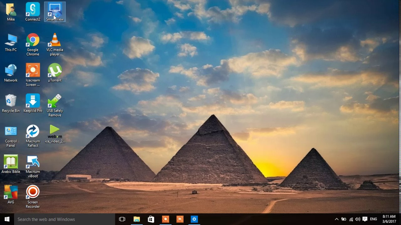 Smart View Windows 10