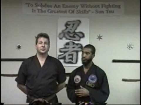 Ninjutsu Does It Work Ninjutsu Martial Arts School Hamptonva