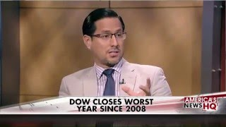 Marco Soriano gives The 2016 Global Economic Outlook at Fox News