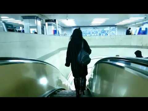 Москва. Метро ВДНХ-метро Китай-город-ул.Забелина.