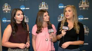 Texas Tech Game Preview with Alyssa, Tera and Baillie