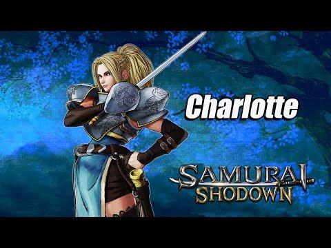 Samurai Shodown - Charlotte FR