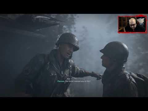 NoThx playing Call of Duty: World War II EP07