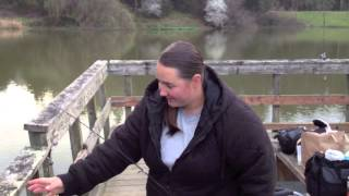Trout Fishing At Don Castro Lake 2013 By VerdugoAdventures!
