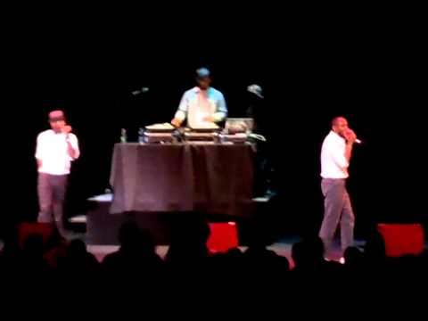 Black Star - K.O.S. (Determination), Freestyle - Live 2011 Tampa FL