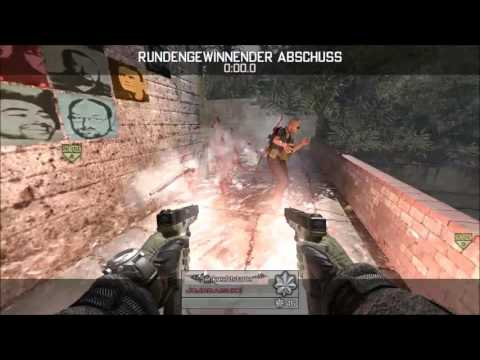 [GER] Call of Duty Modern Warfare 2 Part #006 Ninjadefuse Prank gone wrong!!