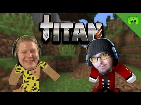 ZURÜCK IM RING 🎮 Minecraft Titan 3 #1