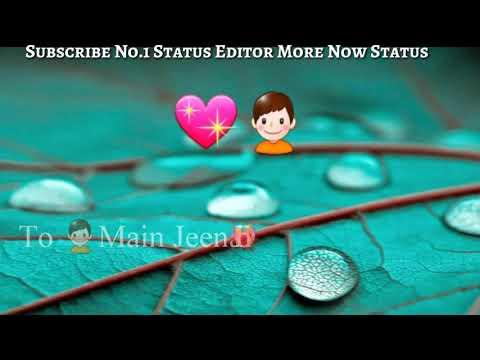 Tu Jo Kehde Agar Toh Main Jeena Chod Du || 30Sec Whatsapp Status Lyrics.... Video