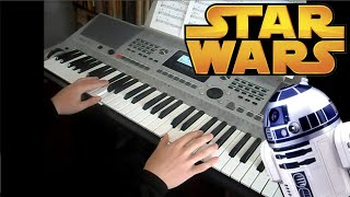 Star Wars - John Williams - Victory Celebration Theme | Piano