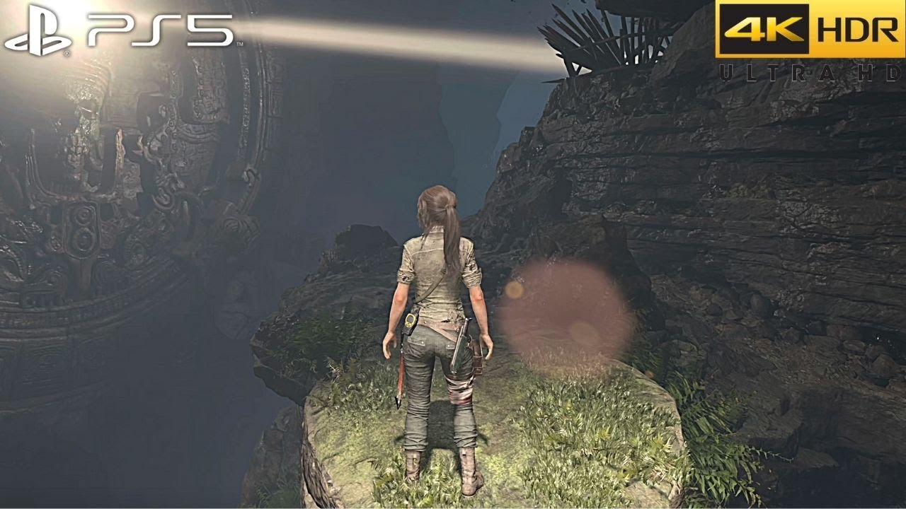 Shadow of the Tomb Raider (PS5) 4K 60FPS HDR Gameplay - (New Update)