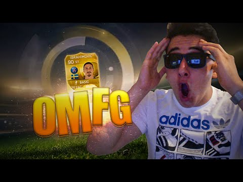 OMFG - FIFA 15 AMAZING PACK OPENING
