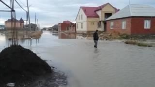 Потоп в Махачкале ДОСААФ