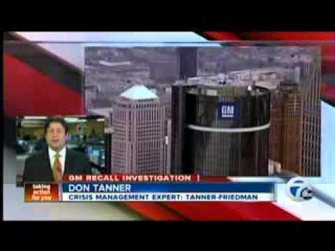 Tanner Friedman Analyzes GM CEO Mary Barra's 1st Day of Testimony