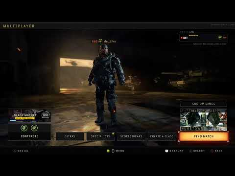 No League Play :( Bo4 Live Stream / Grind For 100 Precenter / Road To 600 Subs