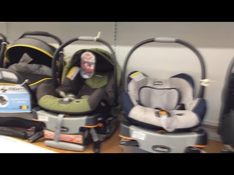 Craig Stevens - Walmart collecting old car seats in exchange for gift cards