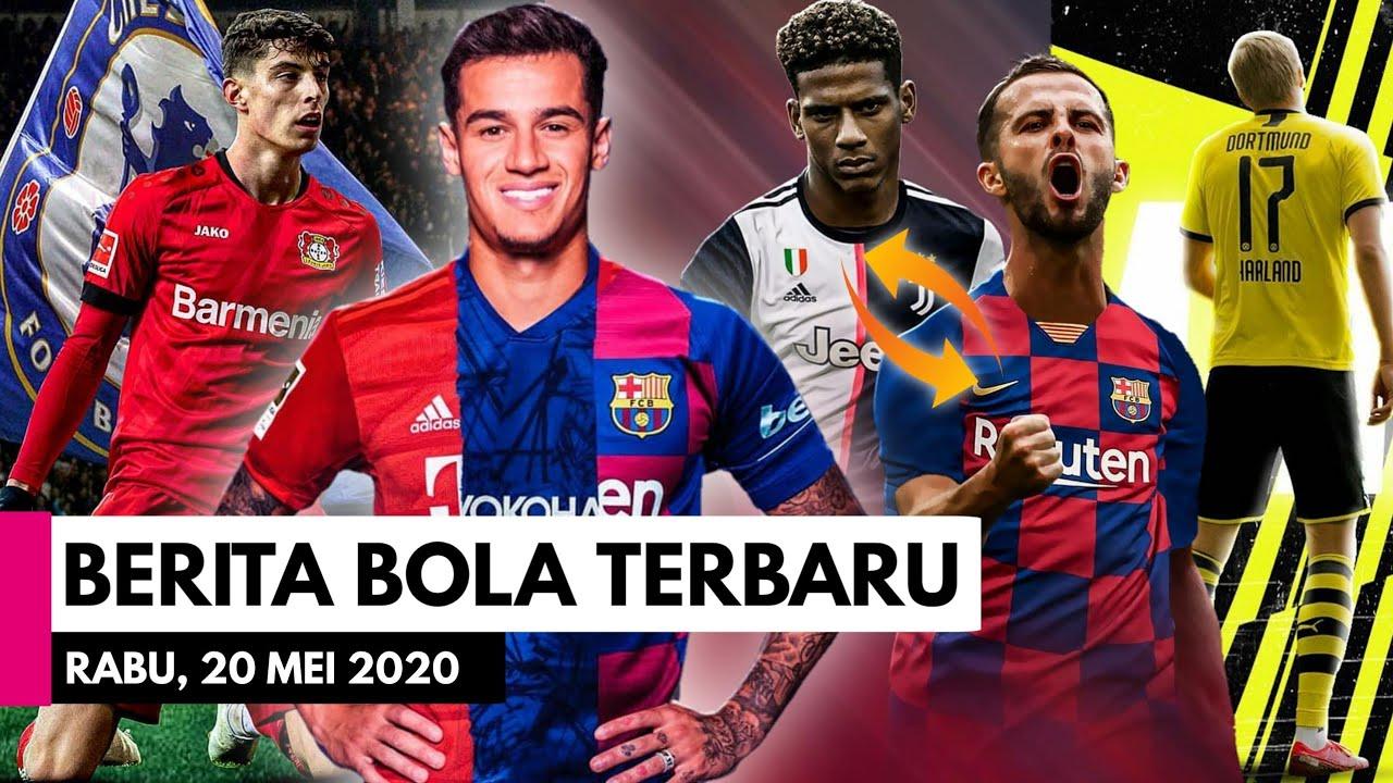 Bayern Akan Permanenkan Coutinho ✍ Barca Ajukan Todibo Barter Pjanic 🔄 DVB Tetapkan Harga Haaland 💰