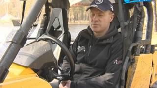 видео Квадроциклы в Санкт-Петербурге и области