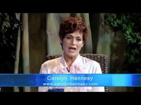 ActressAuthor Carolyn Hennesy on Broad Topics TV
